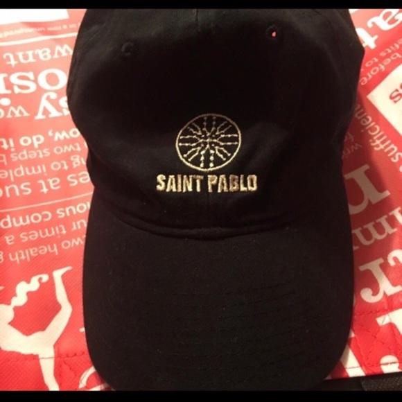 89bafff72b3 Saint Pablo Tour hat Kanye West Yeezy Yeezus. M 5a617ba68af1c59f5f78d555